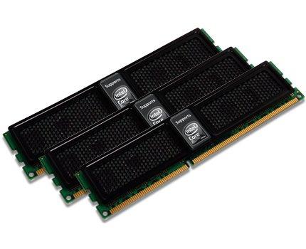 OCZ DDR3 PC3-10666 Intel i7 Triple Channel 6 GB