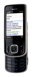 Nokia 6260 Slide med abonnement