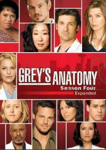 Grey's Anatomy - Sesong 4