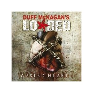 Duff Mckagan's Loaded Wasted Hearts EP