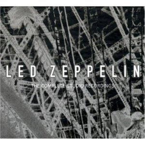Led Zeppelin The Complete Studio Recordings