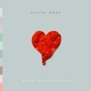 Kanye West 808s & Heartbreak
