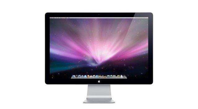 Apple Cinema Display 24
