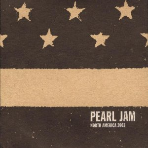 Pearl Jam State College, Pennsylvania May 3rd 2003