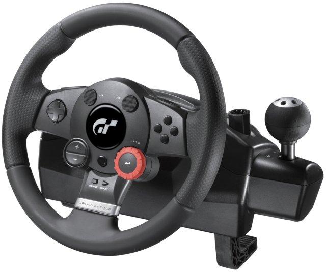 Logitech Logitech Driving Force GT