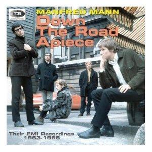 Manfred Mann Down The Road Apiece - Their EMI Recordings 1963-1966