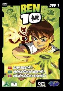 Ben 10 - DVD 1