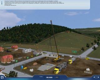Kran-Simulator 2009 til PC