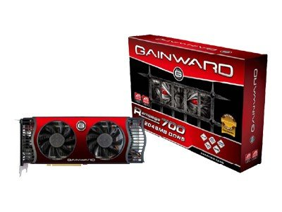 Gainward Radeon HD 4870X2 2048 MB GLH