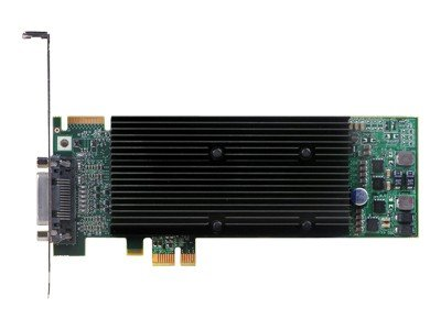 Matrox M9120 512 MB Plus Dual Head Low Profile