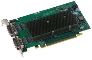 Matrox M9125 512 MB Dual Head Passive