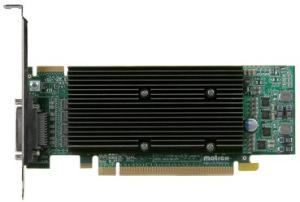 Matrox M9140 512 MB Quad Head