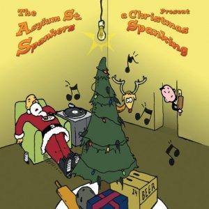 Asylum Street Spankers Christmas Spanking