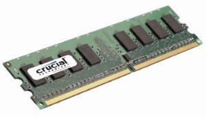 Crucial DDR2 667MHz 2GB CL5 (1x2GB)