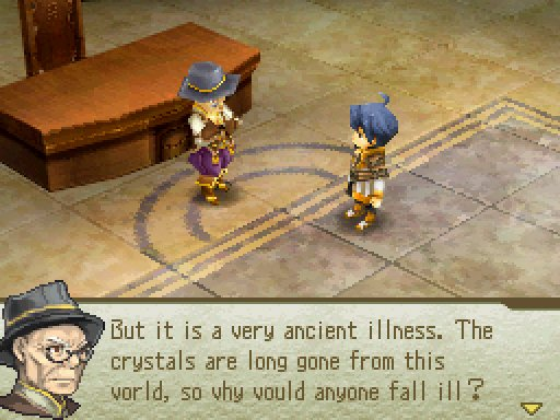 Final Fantasy: Crystal Chronicles: Echoes of Time til Wii