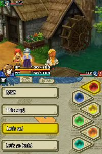 Final Fantasy: Crystal Chronicles: Echoes of Time til DS