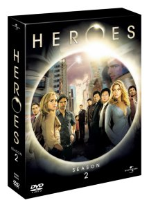 Heroes - Sesong 2
