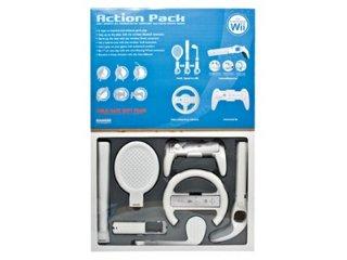 DreamGEAR Wii Soft sport kit