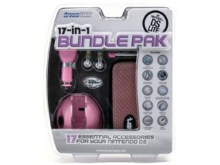 DreamGEAR DS Kit rosa