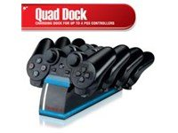DreamGEAR PS3 Quad Dock
