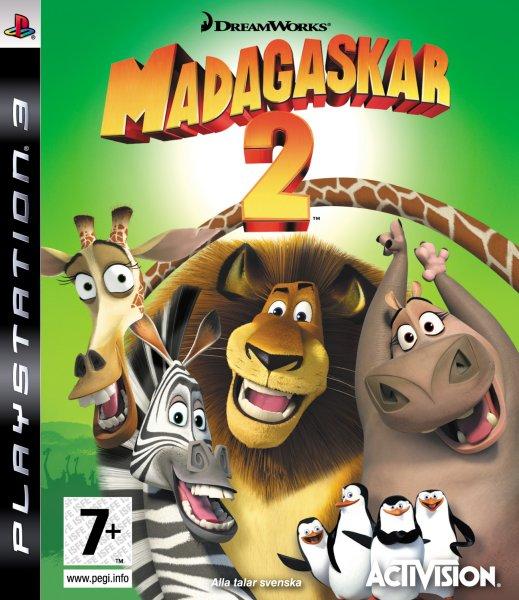 Madagascar: Escape 2 Africa til PlayStation 3