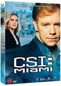 CSI: Miami - Sesong 5