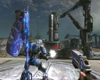 CellFactor: Psychokinetic Wars til Xbox 360