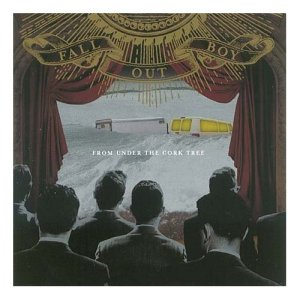 Fall Out Boy From Under The Cork Tree
