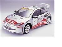 Nikko Peugot 206 WRC R/R
