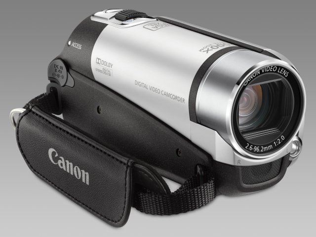 Canon Legria FS20