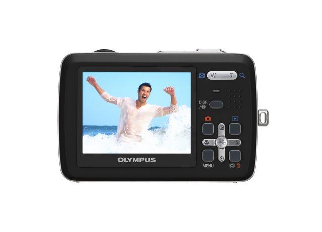 Olympus µ-550WP