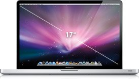 Apple MacBook Pro 17 2,66 GHz 320 GB