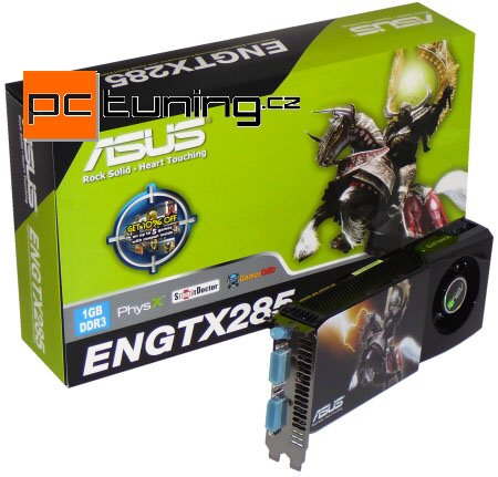 Asus ENGTX285 ULTIMATE
