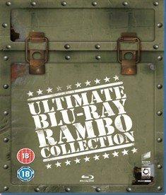 Rambo 1-4 - Boxset