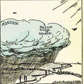 Preston School Of Industry Monsoon
