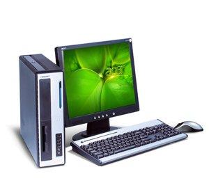 Acer Veriton S670G E7400