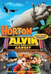 Horton redder en hvem! / Alvin og gjengen