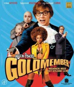 Austin Powers In Goldmember - Mannen Med Det Gyldne Lem