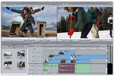 Apple Final Cut Express 4.0 Oppgradering
