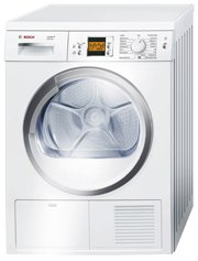 Bosch WTS86580SN