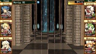 Class of Heroes til PSP