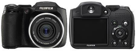 Best pris p fujifilm finepix s5700 se priser f r kj p i for Fujifilm finepix s5700 prix