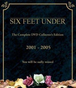 Seks Fot Under - Den Komplette Serien