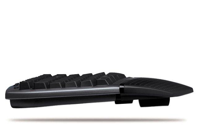 Logitech Cordless Desktop Comfort Laser