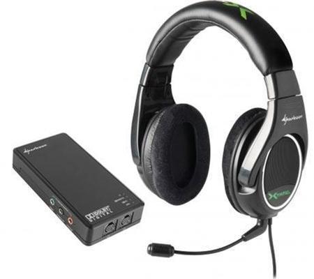 Sharkoon X-Tatic Digital headset 5.1
