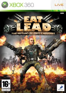 Eat Lead: The Return of Matt Hazard til Xbox 360