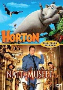 Horton redder en hvem! / Natt på museet