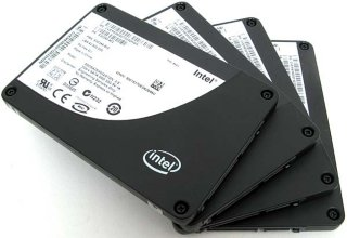 Intel X25-E 32 GB SSD