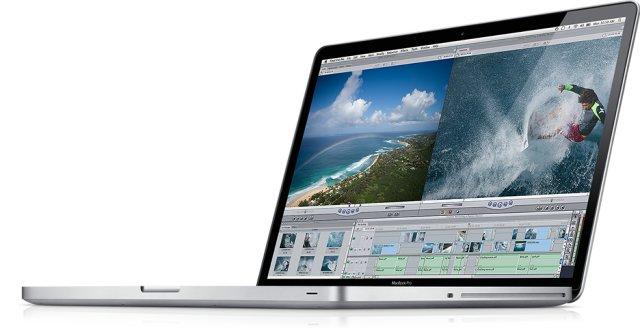 Apple MacBook Pro 17 2,93 GHz 320 GB (8 GB)