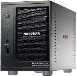 Netgear ReadyNAS Duo 750 GB